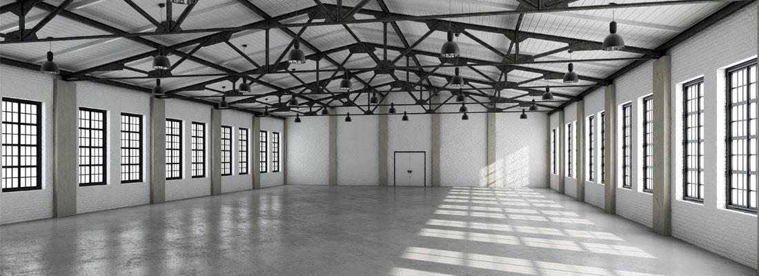 location d'entrepôt