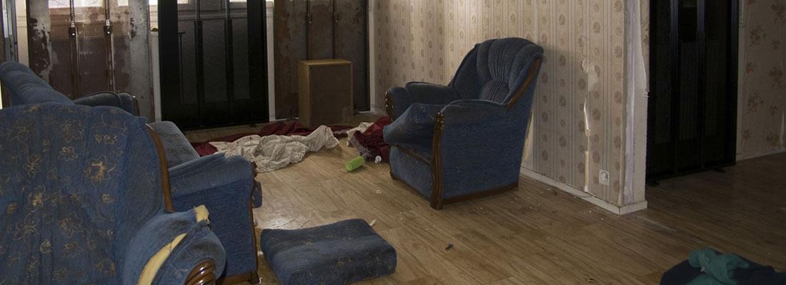 Gérer un squat de logement